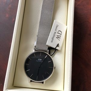 Daniel Wellington Classic Petite 32mm Sterling